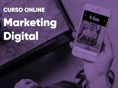 Curso de Gestão de Projetos na Era do Marketing Digital — Online